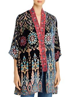 Johnny Was - Payden Reversible Kimono