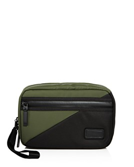 Tumi - Tahoe Erie Color-Block Toiletry Kit - 100% Exclusive