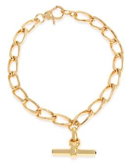 ALLSAINTS - Bar Charm Link Bracelet