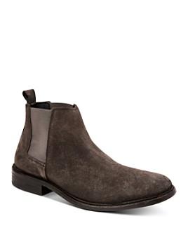 ALLSAINTS - Rook Suede Chelsea Boots