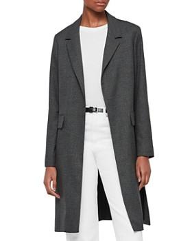 ALLSAINTS - Aleida Check Duster Coat