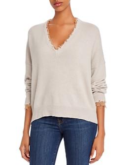 Nation LTD - Sienna Frayed Sweater