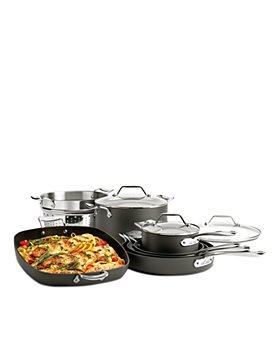 All-Clad - Essentials Nonstick 10-Piece Set