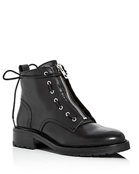 rag & bone - Women's Cannon Low-Heel Booties