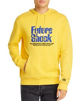 A.P.C. - x Brain Dead Spacy Hooded Sweatshirt