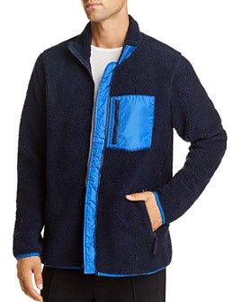 Pacific & Park - Sherpa Fleece Jacket - 100% Exclusive