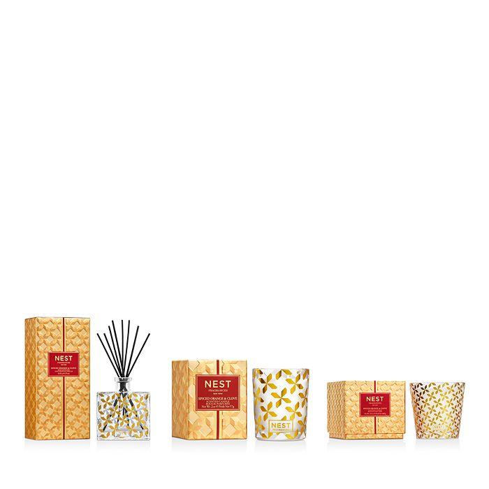 NEST Fragrances - Spiced Orange & Clove Collection