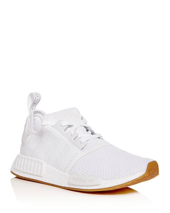 Men's NMD R1 Knit Low Top Sneakers