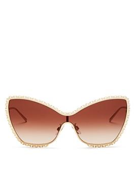Dolce & Gabbana - Women's Barocco Butterfly Sunglasses, 145mm