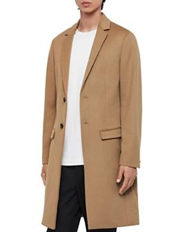 ALLSAINTS - Birdstow Wool Coat