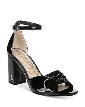 Sam Edelman Women\'s Odina Block Heel Sandals