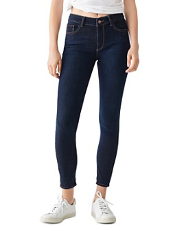 DL1961 - Florence Skinny Ankle Jeans in Mesquite