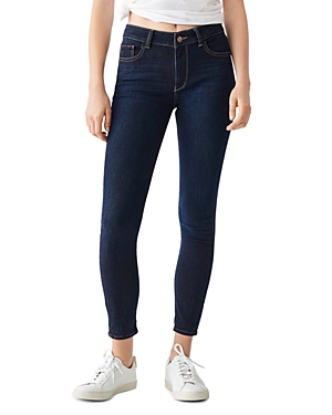 DL1961 Florence Skinny Ankle Jeans in Mesquite-Women