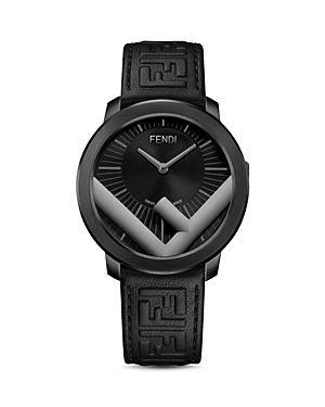 Fendi Run Away Watch, 41mm