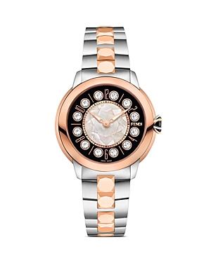 Fendi IShine Watch, 38mm