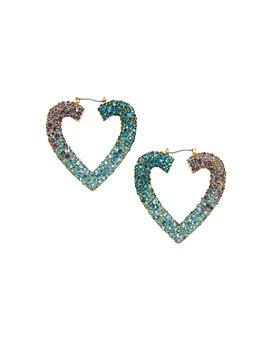 BAUBLEBAR - Spectrum Heart Earrings