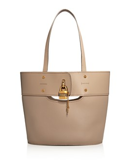 Chloé - Aby Medium Leather Tote