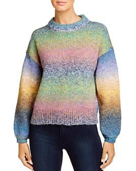 Vero Moda - Temba Ombré-Stripe Sweater