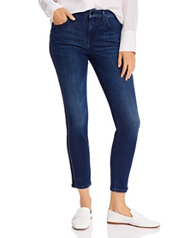 7 For All Mankind - Skinny Ankle Jeans in Heritage Medium