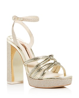 Sophia Webster - Women's Freya Embellished Platform Sandals