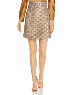 Elie Tahari - Barbie Printed Skirt