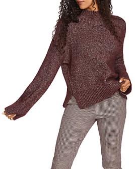 1.STATE - Marled Turtleneck Sweater