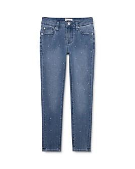 Hudson - Girls' Betsey Embellished Skinny Ankle Jeans - Little Kid