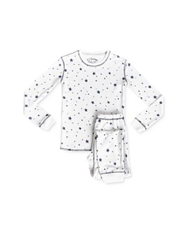 PJ Salvage - Girls' Star Print Tee & Pants Pajama Set - Little Kid, Big Kid