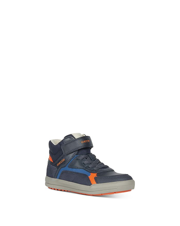 Geox - Boys' J Arzach High-Top Sneakers - Toddler, Little Kid