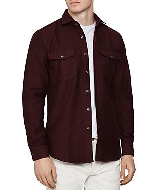 Reiss Boscelli Regular Fit Button-Down Shirt