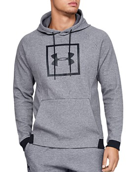 Under Armour - Unstoppable Graphic Logo Hooded Sweatshirt