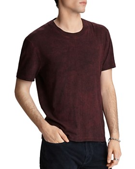 John Varvatos Star USA - Hillsboro Carbon-Wash Tee