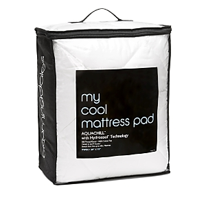 Bloomingdale's My Cool Mattress Pad, Twin - 100% Exclusive