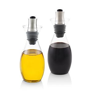 Cole & Mason Flow Select Oil & Vinegar Duo Pourer