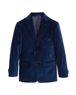 Michael Kors - Boys' Solid Velvet Blazer - Big Kid