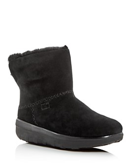 FitFlop - Women's Mukluk Shorty III Shearling Boots