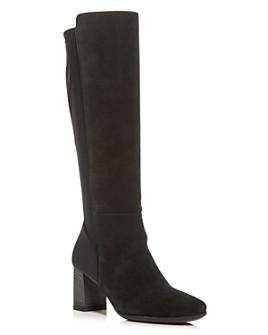 Paul Green - Women's Jackie Waterproof Block-Heel Boots