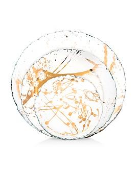 Annieglass - Jaxson 24K Gold Collection