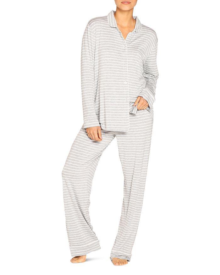 Papinelle - Kate Pinstripe Pajama Set