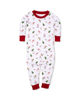 Kissy Kissy - Unisex Holiday Print Tee & Pants Pajama Set - Baby