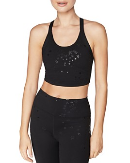 Spiritual Gangster - Wrapped In Love Strappy Sports Bra
