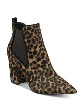 Marc Fisher LTD. - Women's Leopard-Print Booties