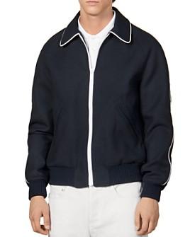 Sandro - Piped Jacket