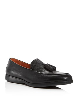 Gentle Souls by Kenneth Cole - Men's Stuart Leather Moc-Toe Loafers