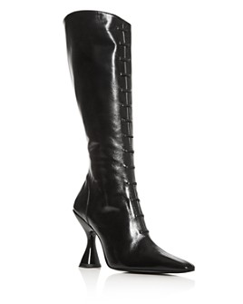 Dorateymur - Women's High-Heel Boots