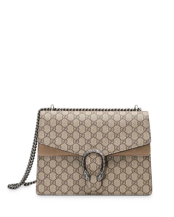 Gucci - Dionysus Medium GG Shoulder Bag