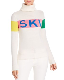 Perfect Moment - Ski II Merino Wool Sweater