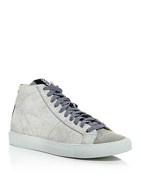 P448 - Men's Star 2.0 High-Top Sneakers