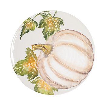 VIETRI - Pumpkins Round Platter