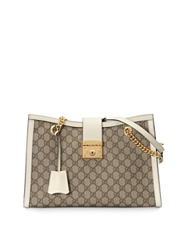 Gucci - Padlock Medium GG Shoulder Bag